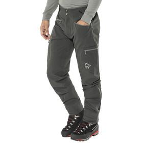 Norrøna Trollveggen Flex1 Pants Men Caviar